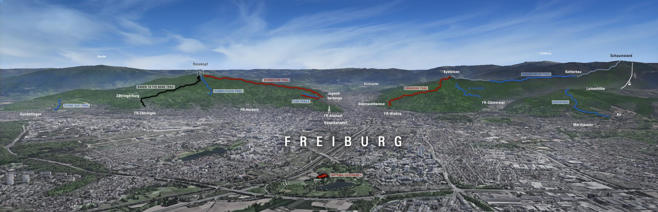 singletrail freiburg ingyenes megbízható társkereső